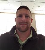 Joshua Roth selfie in laboraty